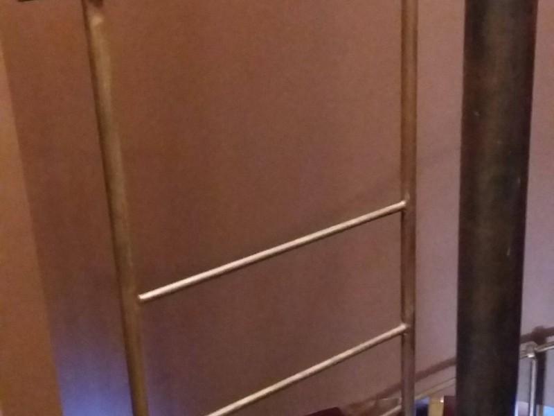 création Alpes-Maritimes ferronnerie artisanal métal Nice 06 hélicoïdale paca Escalier