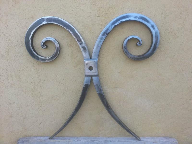 extérieur métal création ferronnerie artisanal Alpes-Maritimes Nice 06 décoration paca