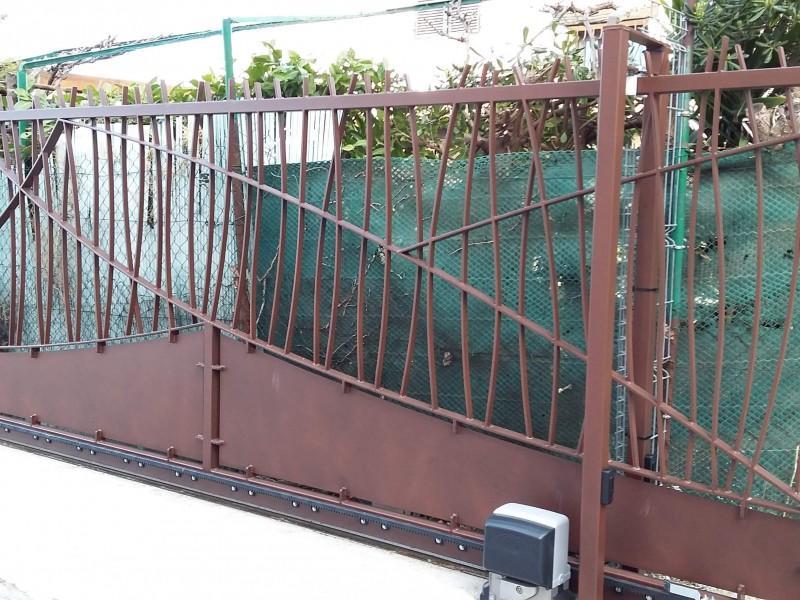 création paca ferronnerie metal 06 Alpes-Maritimes Portail artisanal Nice