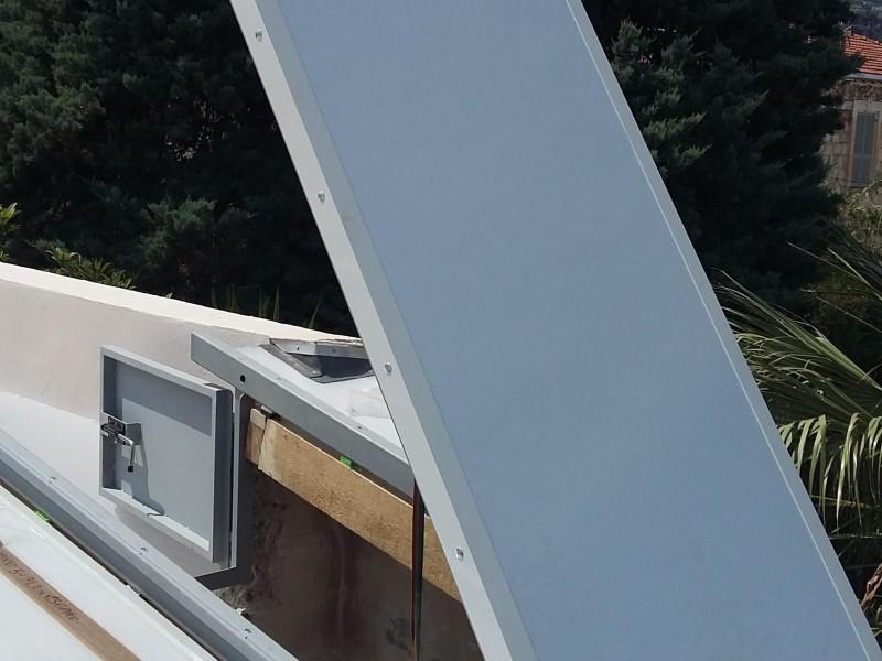 métal création paca 06 verrière Alpes-Maritimes serrure artisanal Ferronnerie Nice