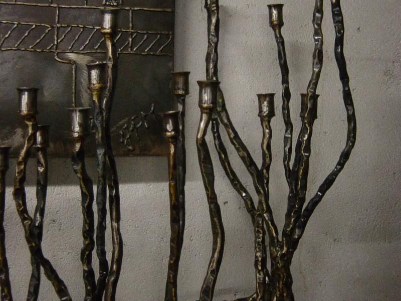 décoration artistique création Alpes-Maritimes artisanal ferronnerie métal Nice 06 paca