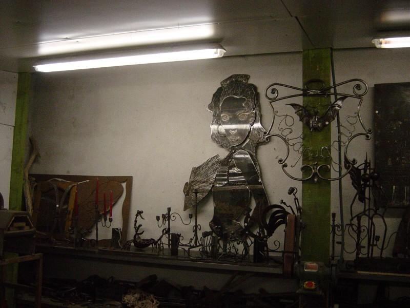 décoration artistique création artisanal ferronnerie métal Nice 06 paca Alpes-Maritimes
