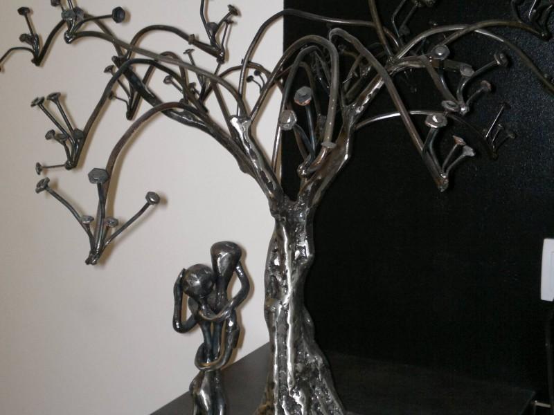 création artistique paca décoration Nice métal artisanal ferronnerie 06 Alpes-Maritimes