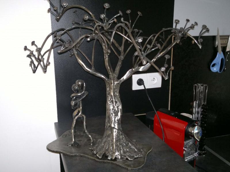 Alpes-Maritimes création artisanal artistique Nice métal 06 paca décoration ferronnerie