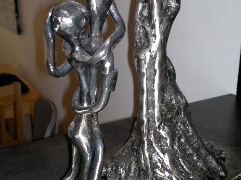 Alpes-Maritimes ferronnerie création artisanal décoration artistique Nice métal 06 paca