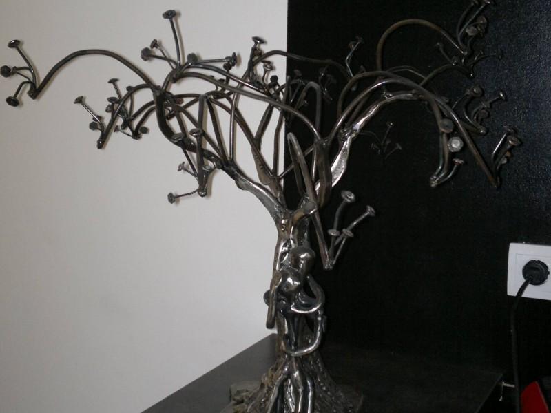 Alpes-Maritimes création artisanal décoration artistique ferronnerie Nice métal 06 paca