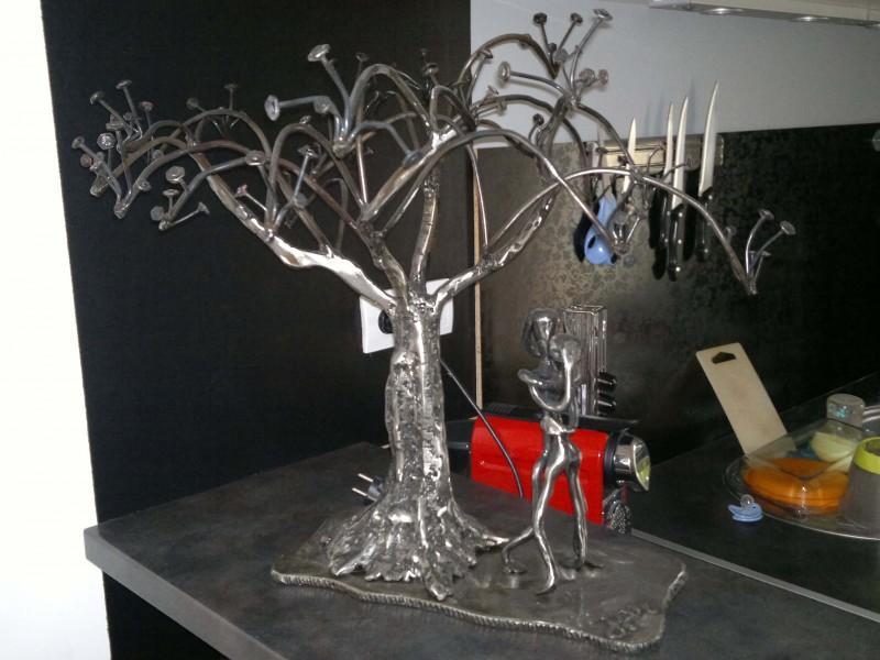 Alpes-Maritimes création artisanal décoration artistique paca ferronnerie Nice métal 06