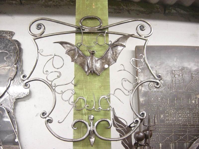 décoration artistique Alpes-Maritimes création Nice artisanal ferronnerie métal 06 paca