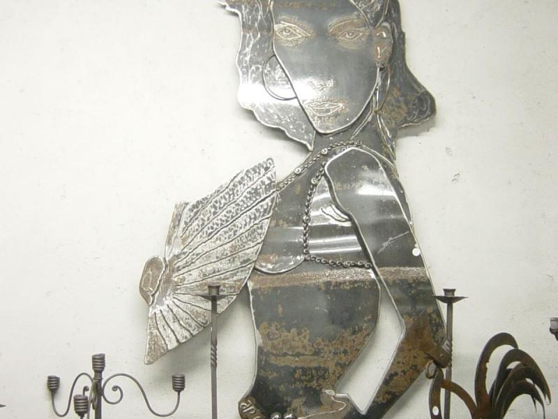 décoration artistique création Nice artisanal ferronnerie métal 06 paca Alpes-Maritimes