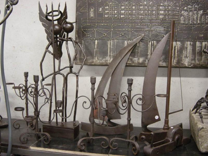 décoration artistique métal création Nice 06 paca Alpes-Maritimes artisanal ferronnerie
