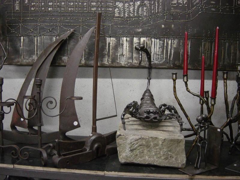décoration artistique Nice 06 paca métal création Alpes-Maritimes artisanal ferronnerie