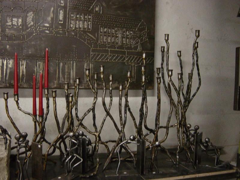 décoration artistique Nice 06 paca création Alpes-Maritimes artisanal ferronnerie métal