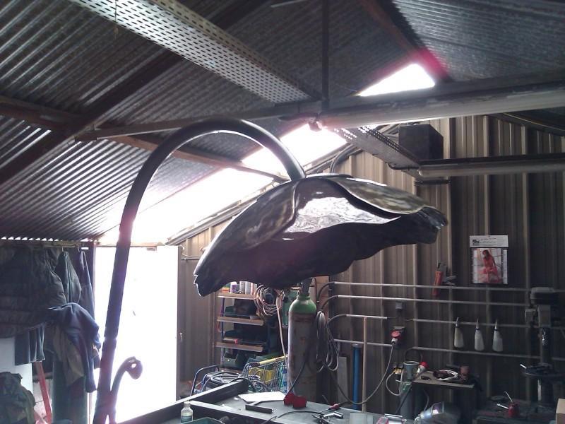 décoration extérieur Alpes-Maritimes artisanal ferronnerie métal Nice 06 paca création