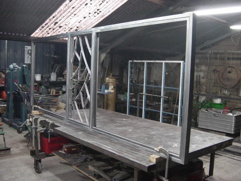 intérieur création métal 06 artisanal PACA Décoration ferronnerie Alpes-maritimes Nice