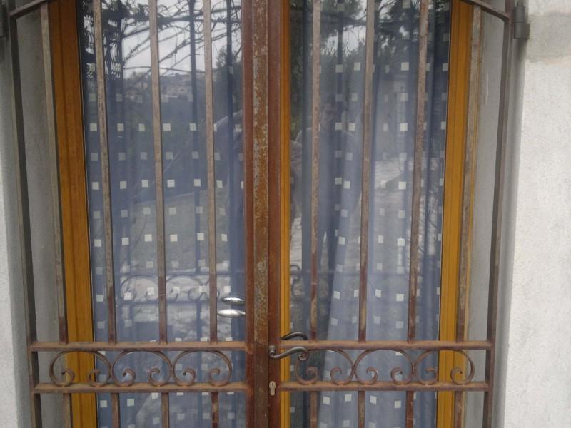 Grille de defense Alpes-Maritimes Nice 06 paca ferronnerie métal porte fenêtre création-artisanal