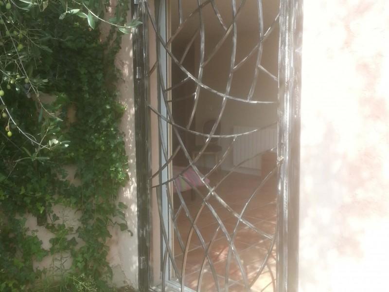 Alpes-Maritimes Grille de defense Nice 06 paca ferronnerie métal porte fenêtre création-artisanal